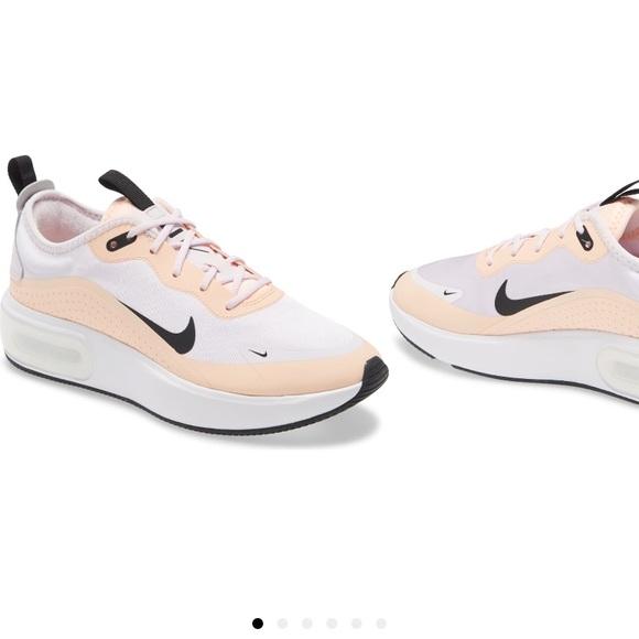 Nike air max dia running shoe